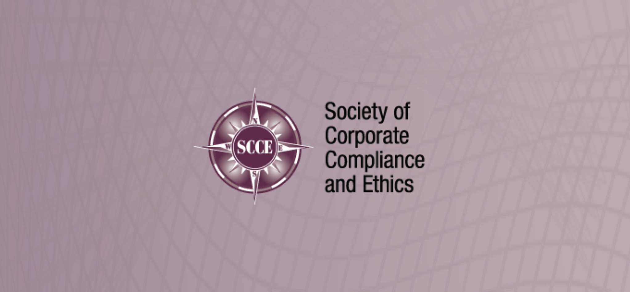 compliance versus ethics Interestingly compliance which cannot cover 100% of the situations relies of ethics to guide you when the rules around compliance aren't clear for example the reality of social networking changes some of the compliance rules around using social networking during business hours.